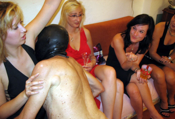 sex party berlin strapon femdom