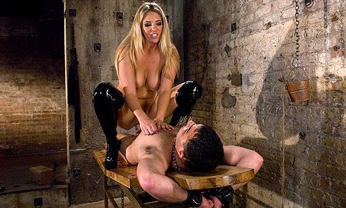 Brutal Boots Mistress