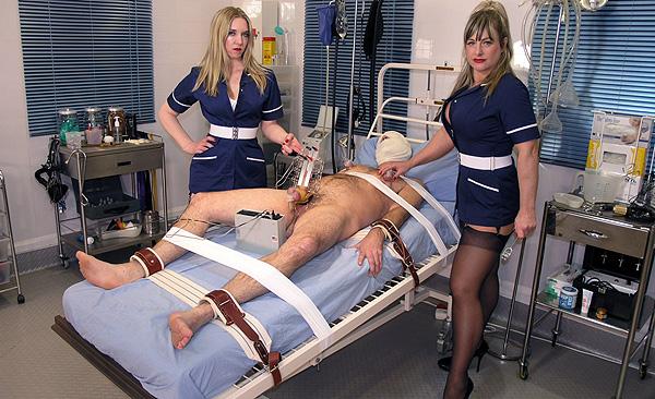 Brutal Medical Exam