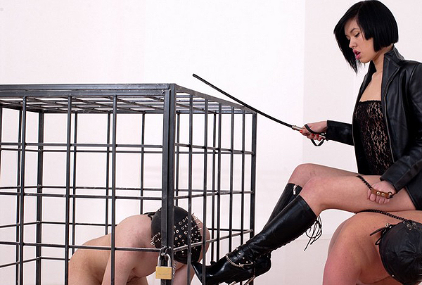 Cruel whipping by two young mistresses - 2 part 5